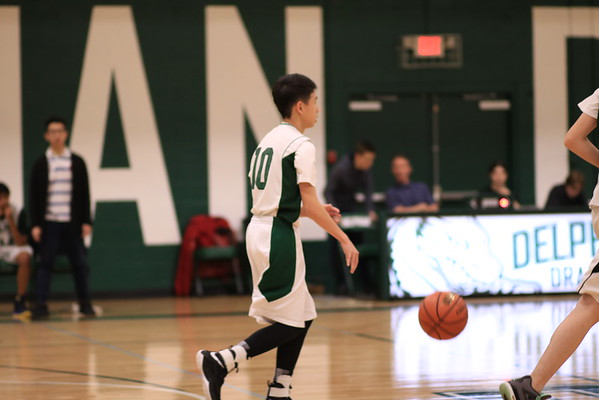 JV2 Boys Basketball vs Willamina