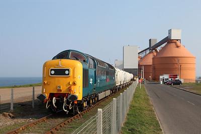 Class 55 'Deltic'