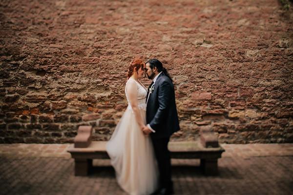 Melissa & Anand Wedding @ Hofgut von Hünersdorff