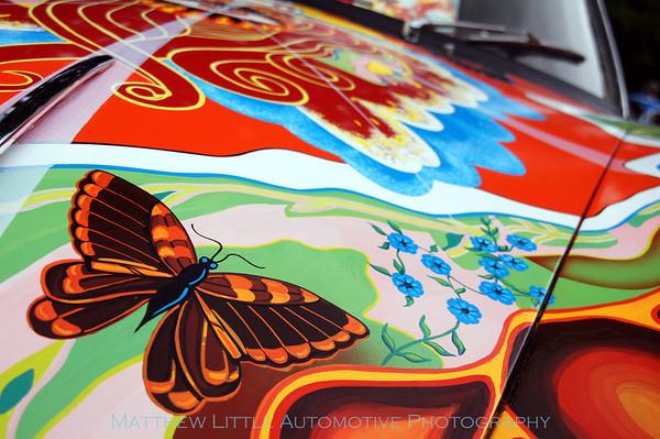 Schenley Park Show Sunday 7.24.2011