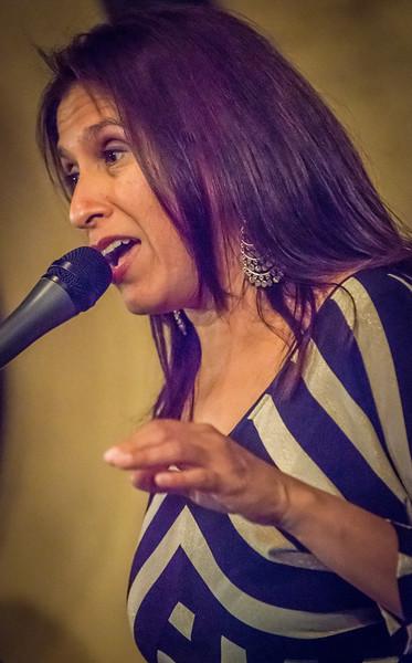 Rosa Gaona-Tony Ortiz and the Guns of Soul-The School II, Chanhassen