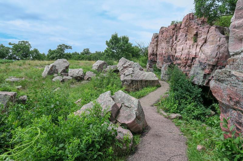 Pipestone National Monument (7-5-19)