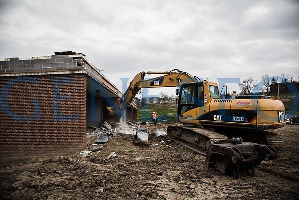 Demolition 11/29
