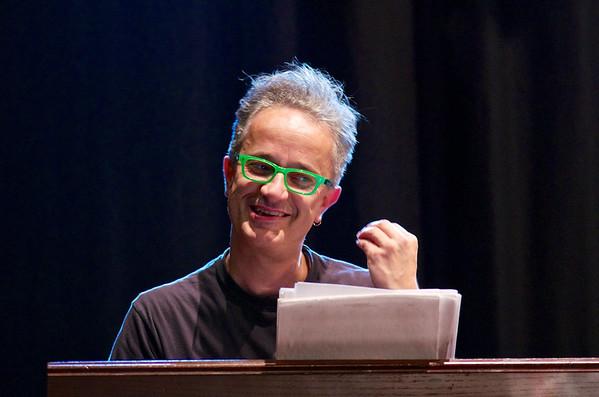 Mauro Ottolini Sousaphonix - Teatro Sociale, Pinerolo, 19 ottobre 2013