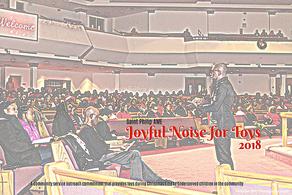 SPC JOYFUL NOISE FOR TOYS 2018
