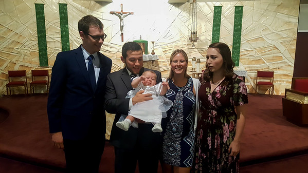 Delanie Baptism