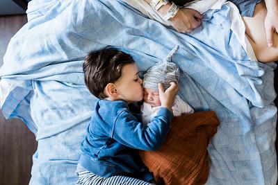 Ozzie Fresh 48 | San Diego Newborn Photographer