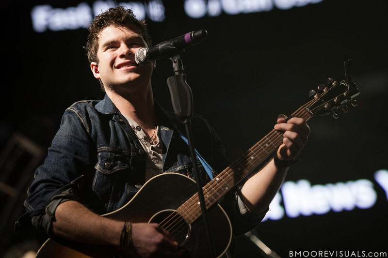 OBB perform on January 12, 2013 during Winter Jam at Tampa Bay Times Forum in Tampa, Florida