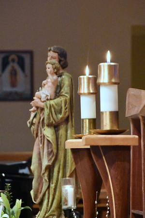 03-19-2021 Feast of St. Joseph mass