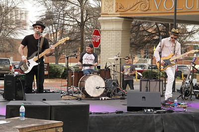 Medicine Tree | Ryan Oyer Band | St. Paddy's on the Parkway | The Honest Pint | 031514
