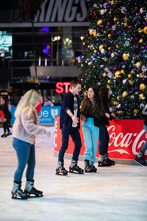 2019 Kings Holiday Ice Rink