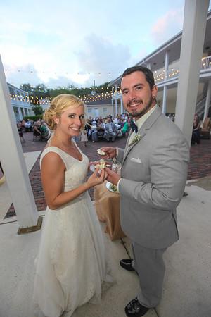Lisa and Carsons Wedding St. Francis Barracks, St. Augustine Florida USA