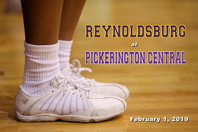 2019 Reynoldsburg at Pickerington Central (02-01-19)