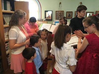 Bright Monday (Children's Liturgy)