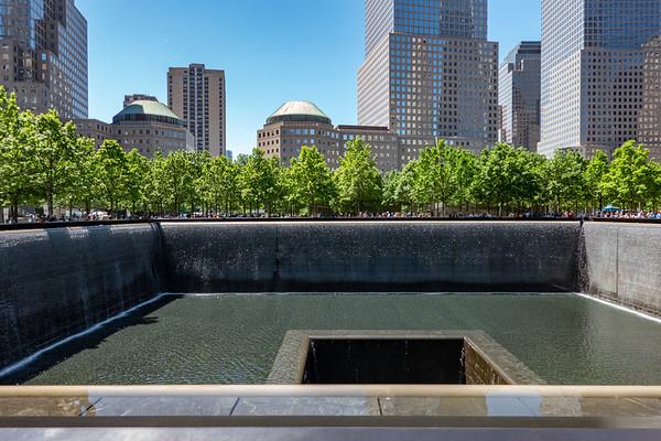 Day 10 - 11th June 2019 - 911 Memorial, Brooklyn & Night Tour