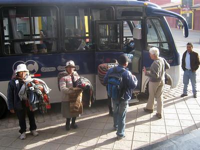 Peru Cuzco to Lake Titicaca