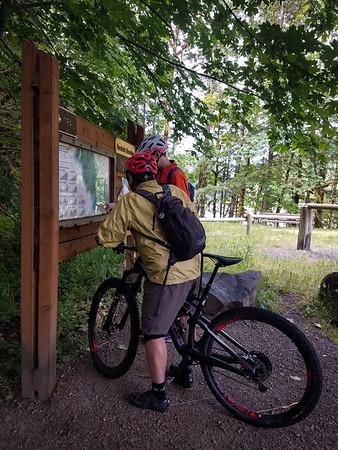 2018-06-18 - Goodman, Lost Creek, Sawtooth, Eula, Oakridge, Oregon