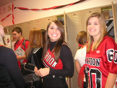 Red/Black Day @ C. H.S.