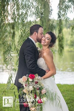 Catrina and Keith Janesville Wedding
