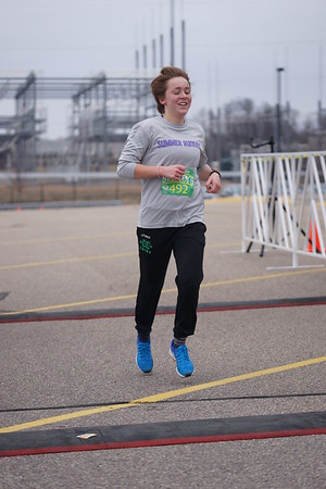 Chanhassen St. Paddy's Half Marathon and 5k 2017