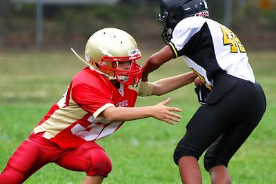 Judge Football Midgets vs Cottonwood • 9-14-2013