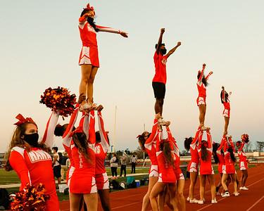 Varsity Cheer 3/26/21