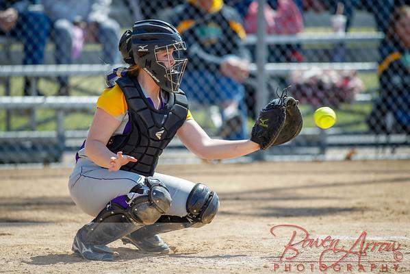 2014-04-12 Softball vs Northridge