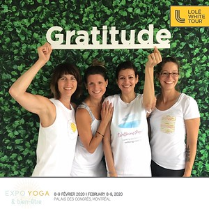17 août 2019 - Expo Yoga Löle White Tour
