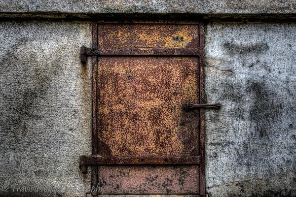 Lyme's Old Cemetey Holding Vault