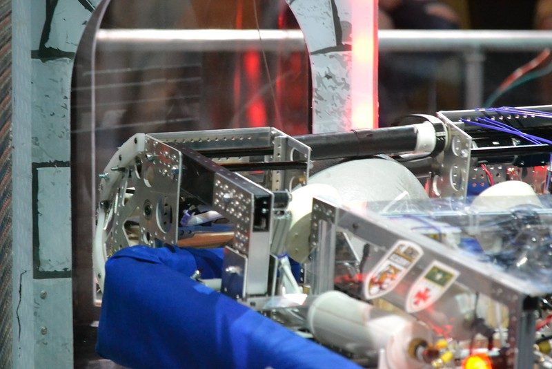 2016 FIRST Bayou Regional Robotics - Spectrum 3847 - 865