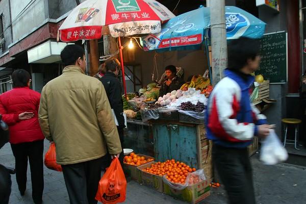 Beijing Street Scenes