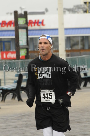 2009 Seaside Half Marathon and 5K Run