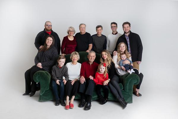 Everett's Family