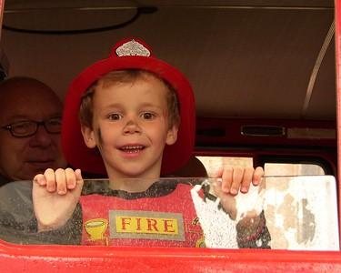 175 jaar Brandweer 2010 - Stoet