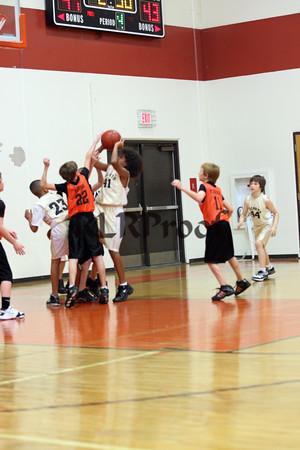 Select Basketball Team 08-09 Season