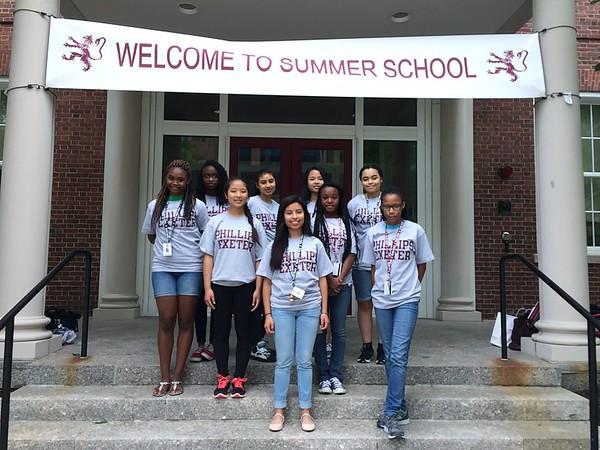 Exeter Summer School - July 2015