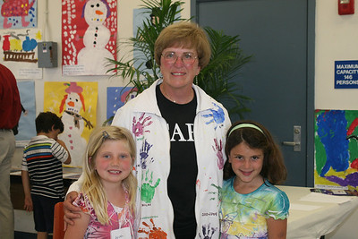 Mrs. Morse's Retirement Ceremony -- June 5, 2010