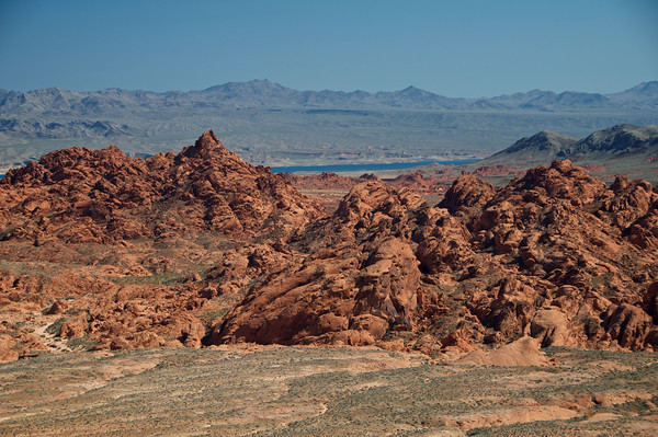 Nevada- Valley of Fire State Park