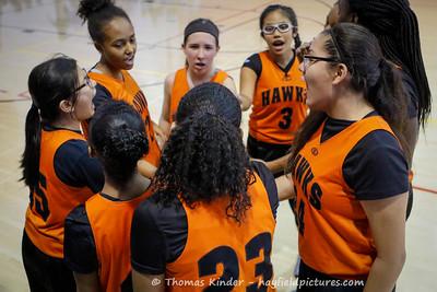 Girls JV Basketball Scrimmages 11/19/16