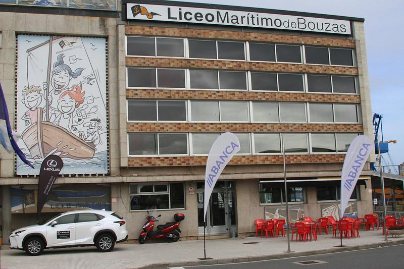 A Liceo MarítimodeBouzas Liceo Maritimo. Boucas Us BOUSAS TABANCA JABANCA LEXUSLAE PESCA BREOGÁN AUTOLUX COLEUS