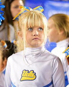UCLA JSS vs ASU - Rose Bowl 11/11/17