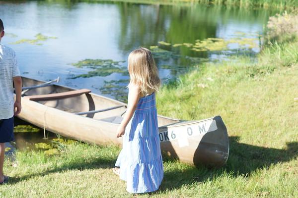 Gillham Pond