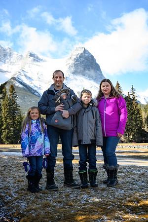 Canmore - Agnieszka Family