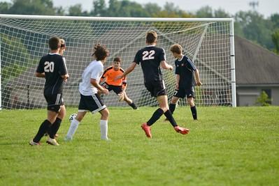RHS Boys Soccer 9.13.18