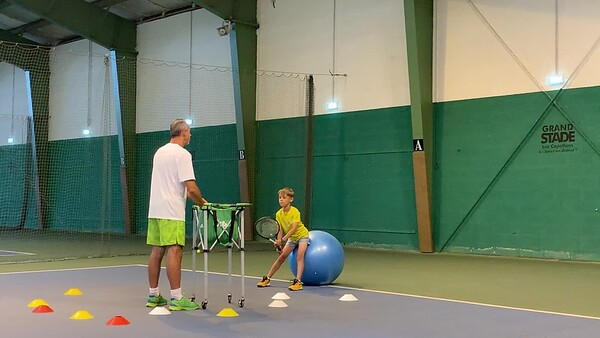 Myles tennis France