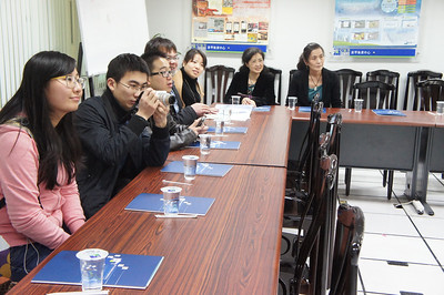 20121210 中國大陸水利科學研究院參訪