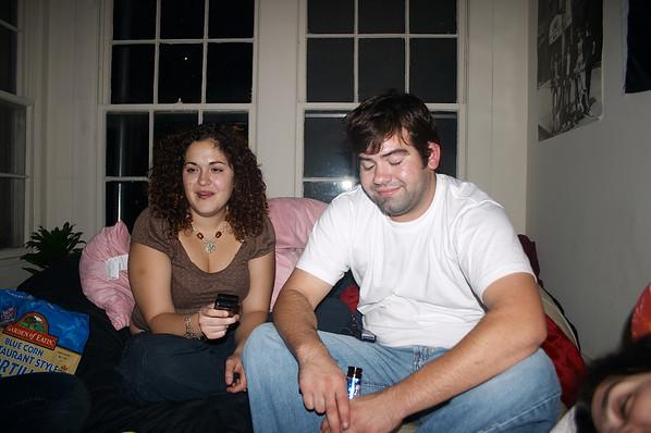 2006-11-04 - Kelsey's Impromptu Party