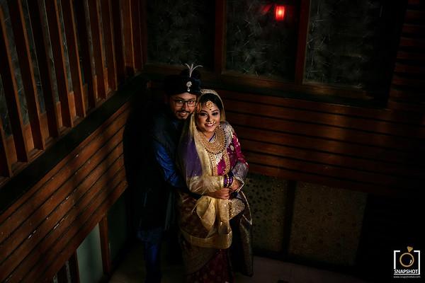 Deepti & Aquib Wedding