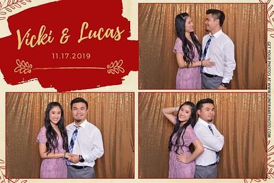 Vicki & Lucas Wedding