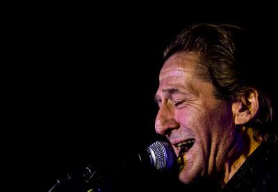 "Martin Blom - Release koncert ""Sange fra ødekirken"""